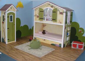 Camere copii - Alba ca Zapada - Let's art