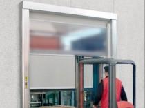 Poarta industriala cu deschidere rapida - KRONOS - Porti industriale cu deschidere rapida - DITEC