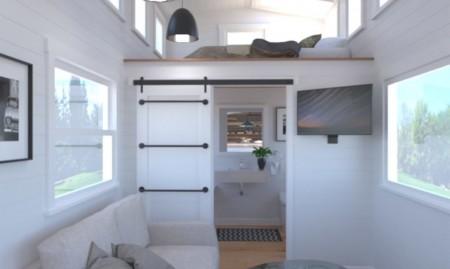 Casa Covo Amico - O posibila casa a viitorului: mica, dar controlabila de pe smartphone