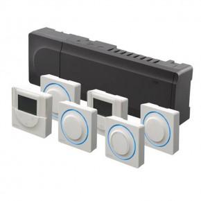 Unitate de comanda Uponor Smatrix Base - Controlul temperaturii interioare - Sisteme de comanda pentru camere
