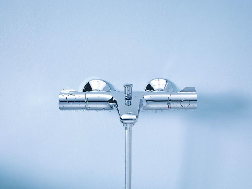 Grohtherm 800 Cosmopolitan M pentru dus - Noul Grohtherm 1000 cu functionalitate de neegalat