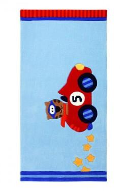 Covor Copii Acril Sigikid Colectia Happy Street Cars Sk-3343-01-S - Covoare