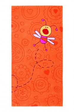 Covor Copii Acril Sigikid Colectia Happy Zoo Summ-Summ Sk-3340-01-S - Covoare