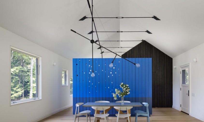 Undermountain-by-O'Neill-Rose-Architects-13-1020x610 - Casă adaptată peisajului astfel încât apa de ploaie să curgă pe dedesubt