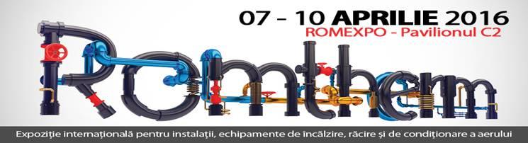 CIPEC va invita la ROMTHERM 2016 - CIPEC va invita la ROMTHERM 2016