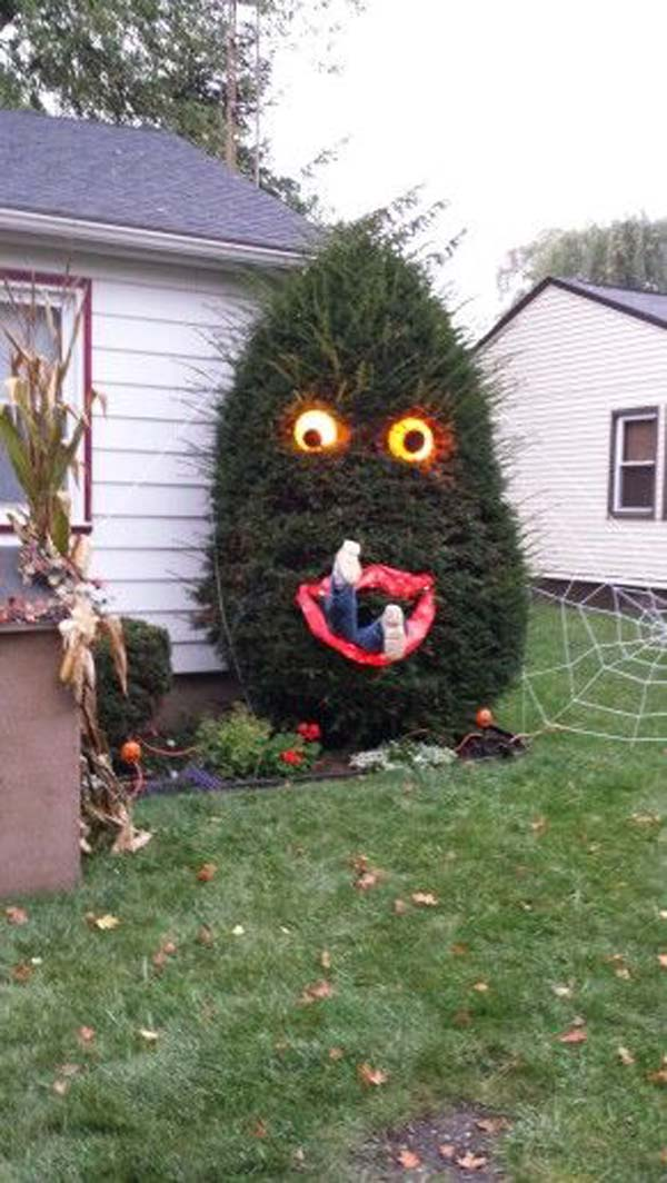 Pregătește-ți casa și curtea pentru Halloween - Pregătește-ți casa și curtea pentru Halloween