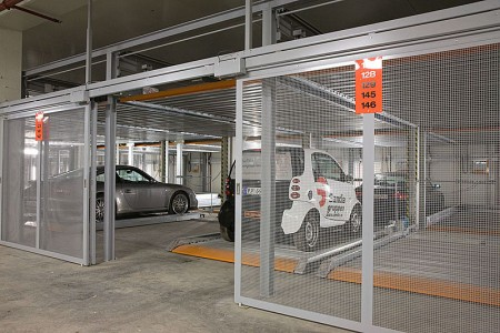 Sistem de parcare semi-automat - TrendVario 4200 - 4200