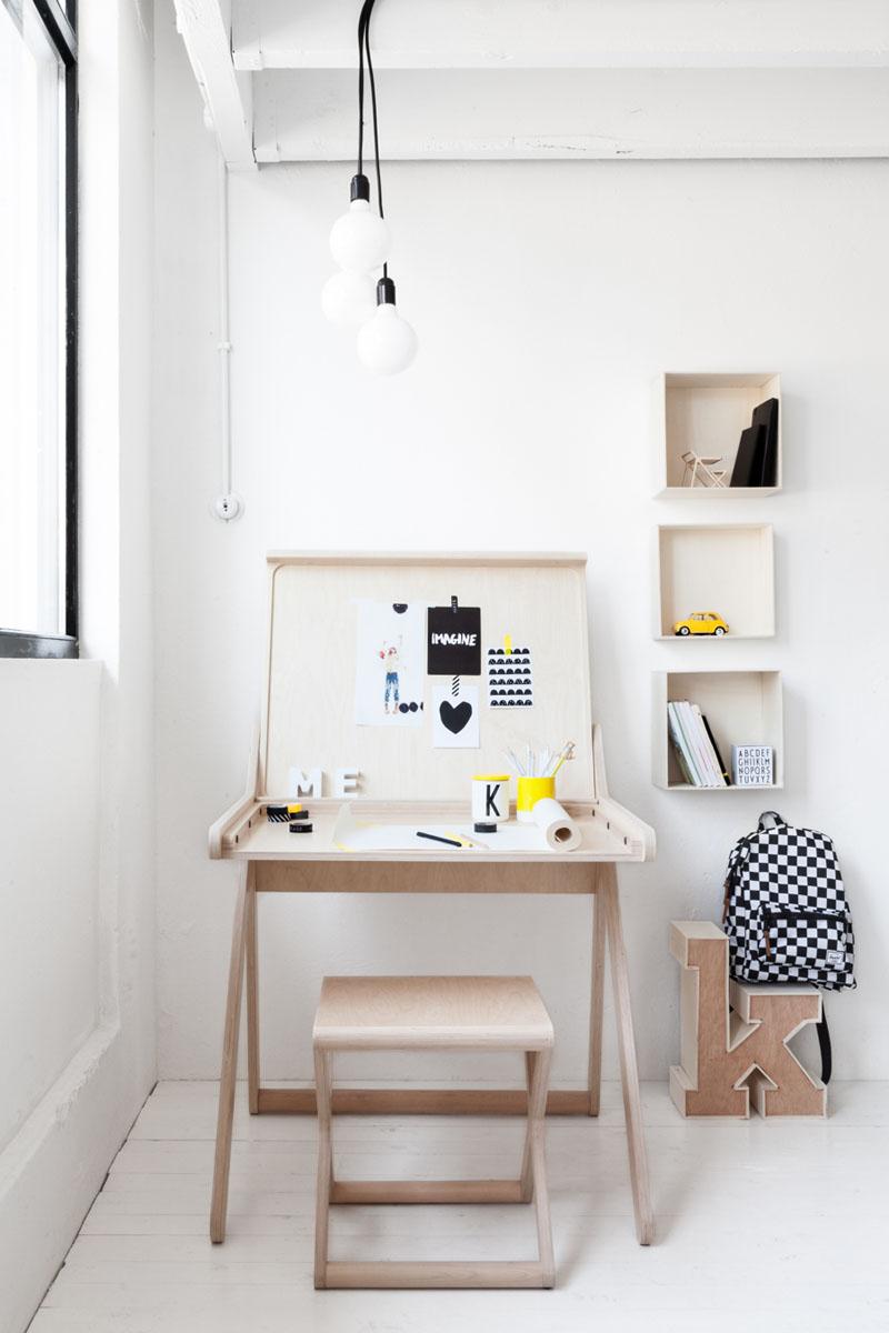 Elemente esentiale in spatiul de lucru al celor mici - Elemente esentiale in spatiul de lucru