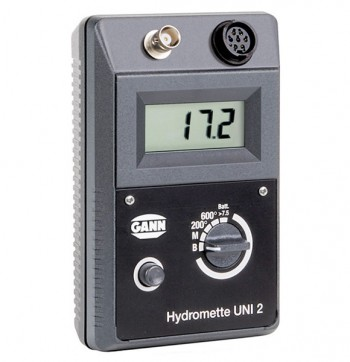 Aparat de masurare umiditatea Hydromette UNI 2 - Masurare umiditate din aer si temperatura