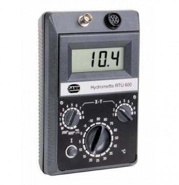 Aparat de masurare electronic Hydromette RTU 600 - Masurare umiditate din aer si temperatura