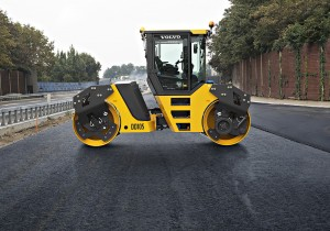 Compactorul Volvo DD105 - Esential pentru performanta - Compactoare de mari dimensiuni pentru asfalt - Large Asphalt