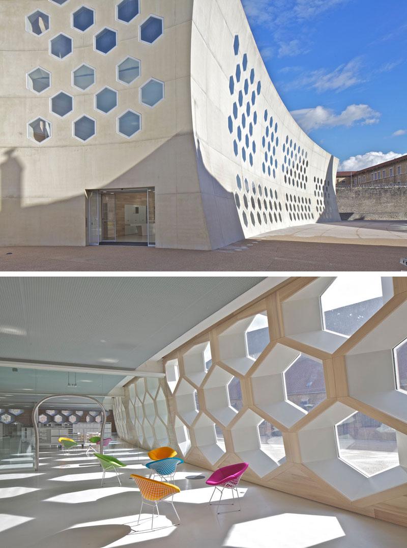 Forme hexagonale pentru un design deosebit in amenajarile interioare - Forme hexagonale pentru un design deosebit