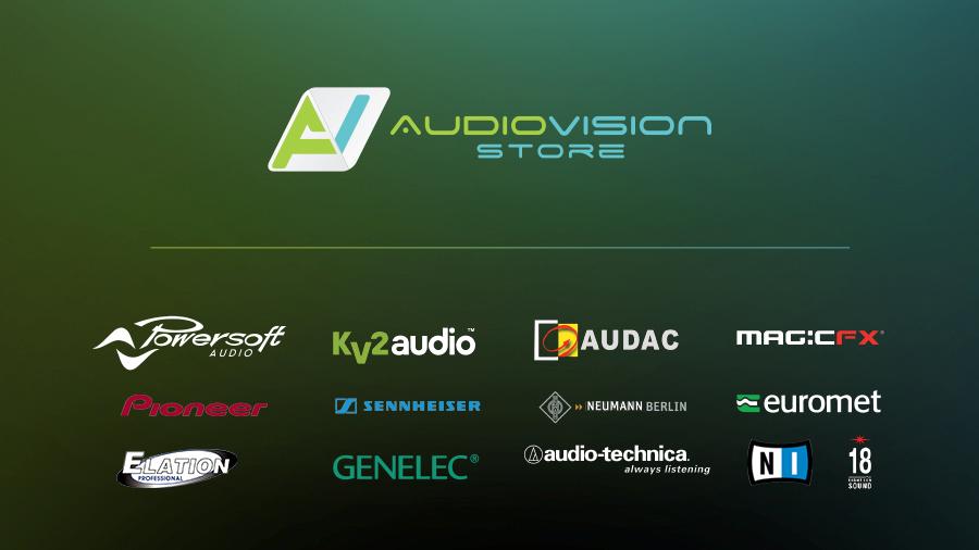 AUDIO VISION STORE - AUDIO VISION STORE 3