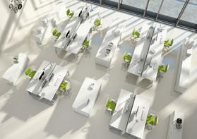 Mobilier pentru birouri - Colectia L'EGO - Mobilier pentru birouri - Colectia L'EGO
