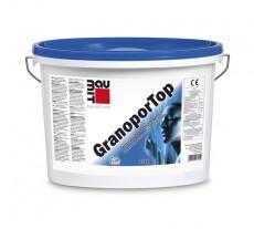 Tencuiala decorativa organica GranoporTop  - Tencuieli structurate, decorative