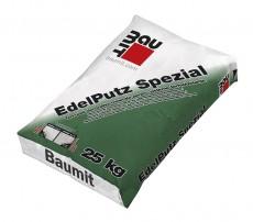 Tencuiala decorativa minerala pentru sistem termoizolant - EdelPutz Spezial - Tencuieli structurate, decorative