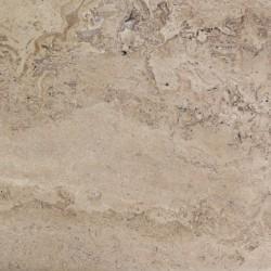 Travertin Latte, Periat si Baston 1L, 61 x 30.5 x 3cm - Treapta / Bordura Piscina - Travertin