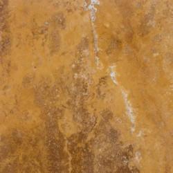 Travertin Yellow Cross Cut, Polisat, 61 x 30.5 x 1.2cm - Travertin