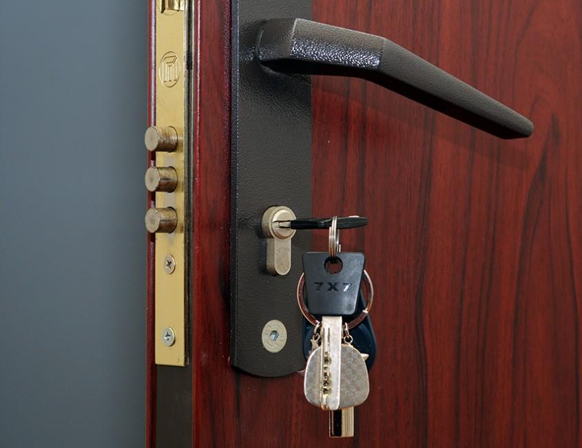 Solutii care asigura securitatea usilor de intrare  - Solutii care asigura securitatea usilor de intrare