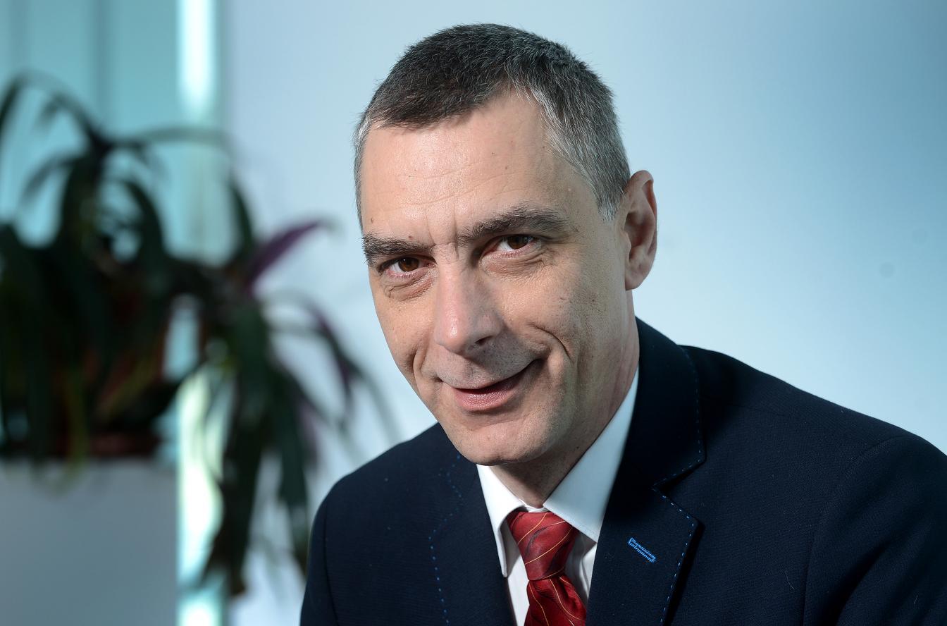 Laurentiu Stefanescu Director General Sika Romania - Cu sprijinul Sika Romania 20 de copii s-au bucurat