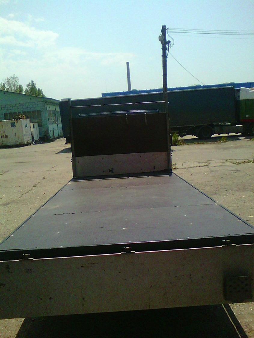 Platforma cu podea - Capitonari auto cu Tego, de la Alcris Group