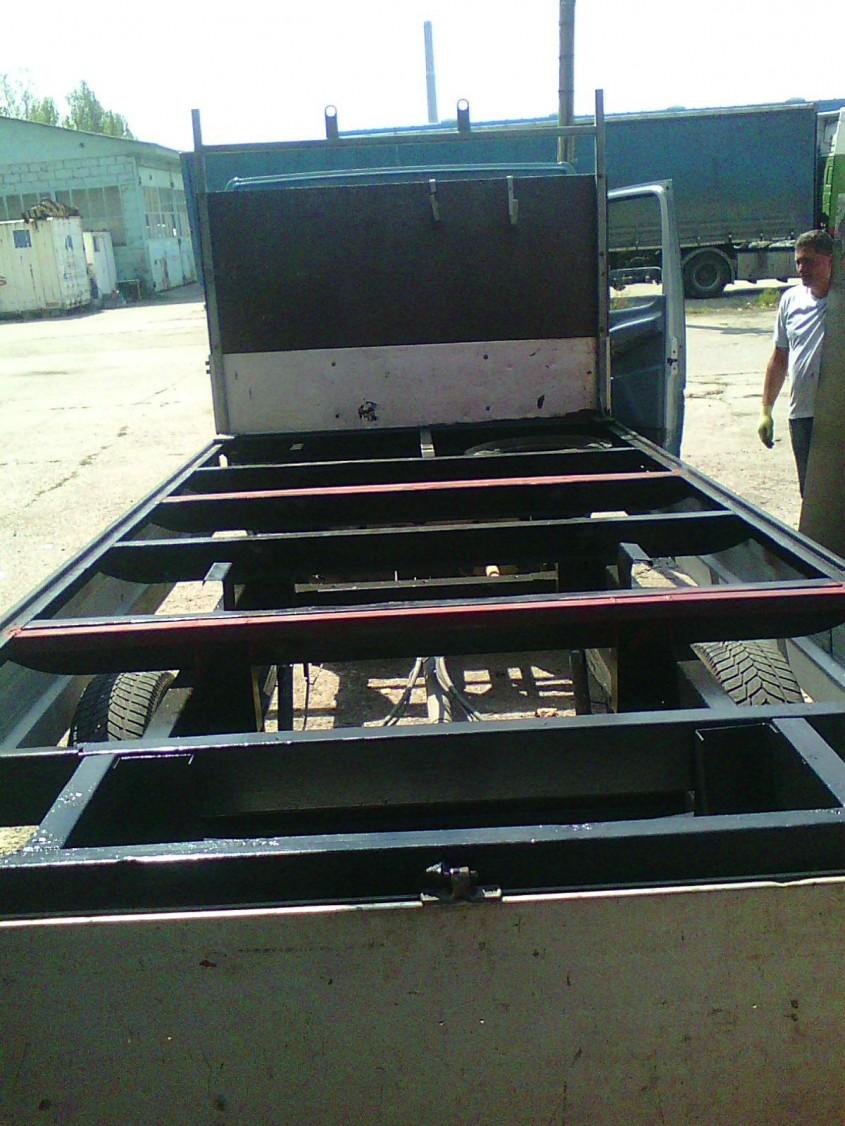 Platforma fara podea - Capitonari auto cu Tego, de la Alcris Group
