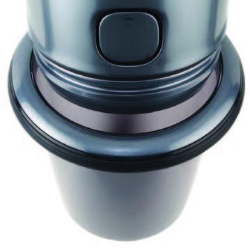 Adaptor cu Inel Magic - 360° - Aspiratorul central - Alliance