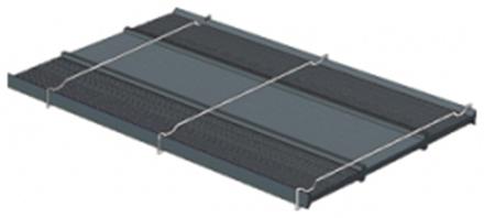 Profile hidroizolante armate extern - Profile etansare pentru aplicatii de contact cu apa potabila