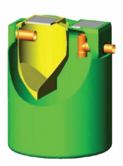 Fose septice Superstar Imhoff Standard - Fose septice ecologice