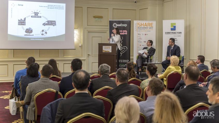 CONTRACTOR - expo-conferita internationala pentru servicii de inginerie in constructii - Forumul SHARE a reunit timp