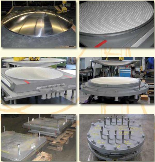 Echipamente pentru infrastructura de la Hidroplasto - Hidroplasto® este lider in infrastructura pe partea de rezemare