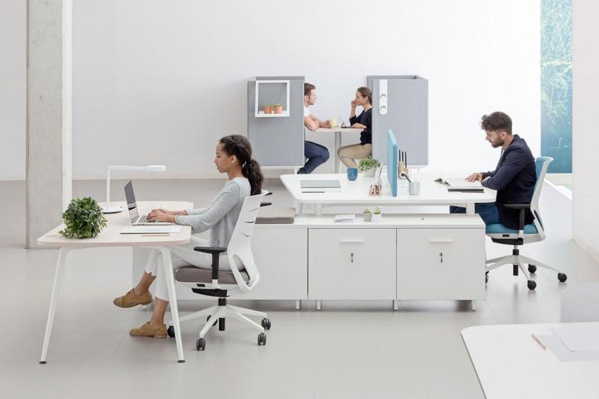 Scaunele de birou Efit - Primăvara preţurilor atractive!*