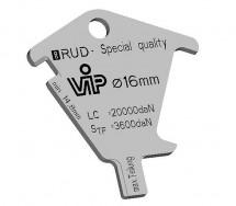 Placuta de identificare VKPL/VSK-KPL cu sistem de testare a lanturilor - Lanturi de ridicare, ancorare si chingi
