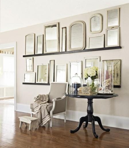 Galeria de arta de pe perete: sfaturi si sugestii - Galeria de arta de pe perete: sfaturi si sugestii