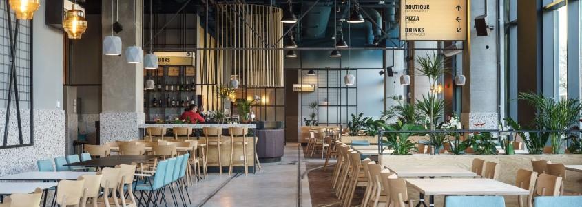 14th Lane Restaurant - 14th Lane Restaurant - o poveste spusă printr-o amenajare de excepție