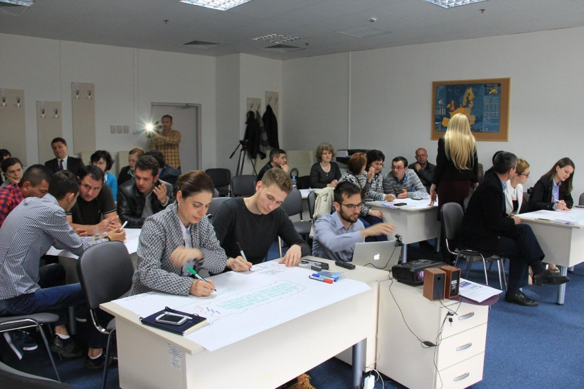 16 Mai, Craiova - Conferinta Nationala ''Schimba Romania cu Build Upon!''