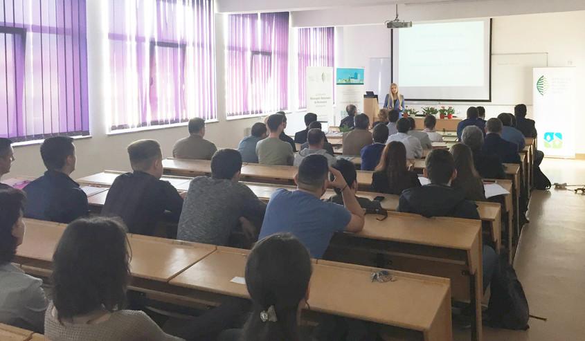 14 Aprilie, Cluj - Conferinta Nationala ''Schimba Romania cu Build Upon!''
