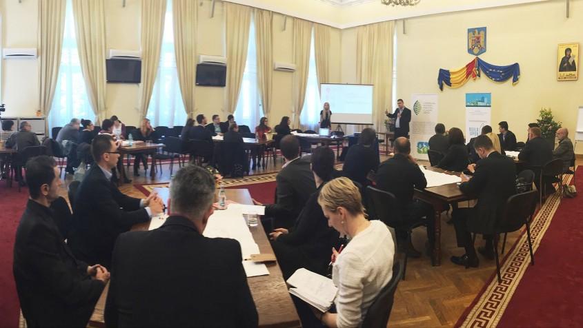 22 Aprilie, Iasi - Conferinta Nationala ''Schimba Romania cu Build Upon!''