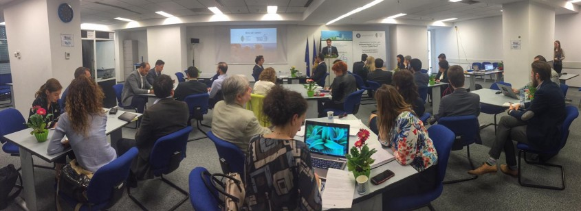 18 Aprilie, Bucuresti - Conferinta Nationala ''Schimba Romania cu Build Upon!''