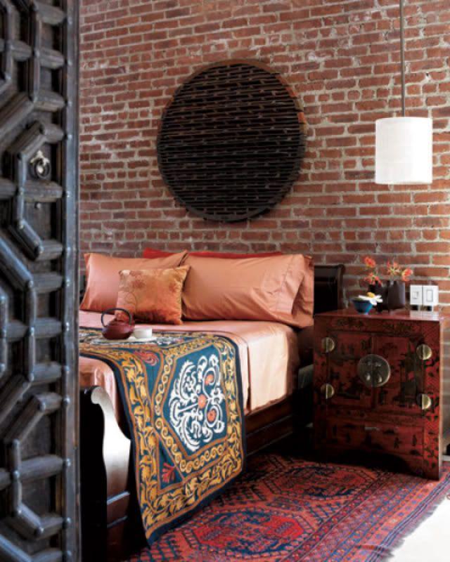 Pereti de caramida in amenajarile interioare - Pereți de cărămidă în amenajările interioare