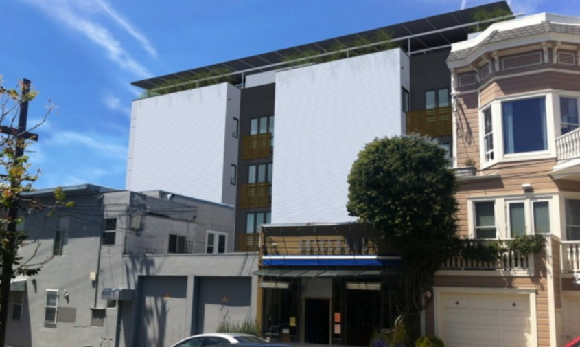 Complex de apartamente care isi produce propria energie - Complex de apartamente care isi produce propria