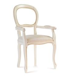 Scaun cu brate - Filippo Liscia Scaun cu brate - Scaune clasice si moderne din lemn masiv