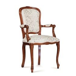 Scaun cu brate - Brianzola  - Scaune clasice si moderne din lemn masiv
