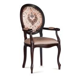 Scaun cu brate - Magestic  - Scaune clasice si moderne din lemn masiv