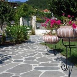 Ardezie poligonala Kavala - Lespezi - Piatra naturala poligonala