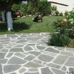Ardezie poligonala Kavala - Lespezi XXL - Piatra naturala poligonala