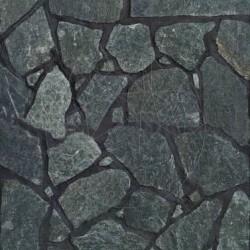 Ardezie poligonala Verde Laguna - Lespezi - Piatra naturala poligonala