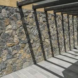 Marmura Poligonala Rock Face Akron - Piatra naturala poligonala