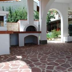 Sandstone Poligonala Rosu Vidin - Piatra naturala poligonala