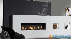 Semineu pe gaz - Faber - Relaxed Premium XL - Seminee pe gaz